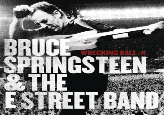 Bruce Springsteen and the E Street Band Mar 18th