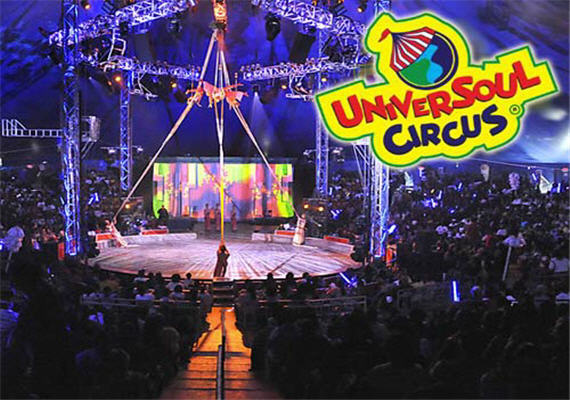 UniverSoul Circus Feb 9th – 26th
