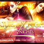 Fly Society Saturdays @ Harlem Nights Ultra Lounge