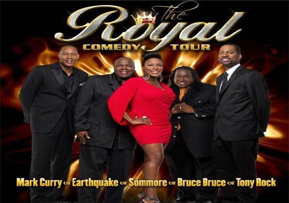 2012 Royal Comedy Tour March 17th