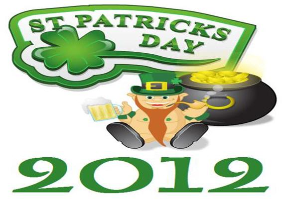 2012 St. Patrick's Day Events