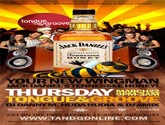 Southern Hospitality Thursdays at Tongue & Groove