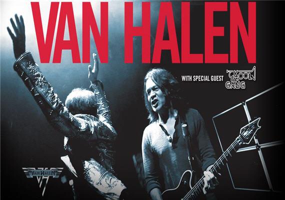 Van Halen April 19th
