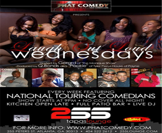 Lol Wednesdays @ 255 Tapas Lounge