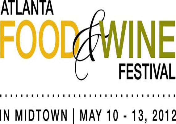 2012 Atlanta Food & Wine Festival May 10th – 13th