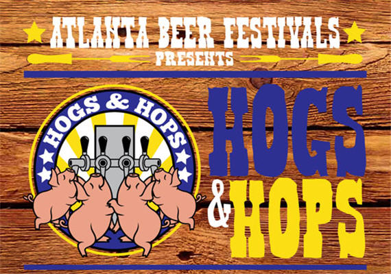 2012 Hogs and Hops at SweetWater Brewery May 12th