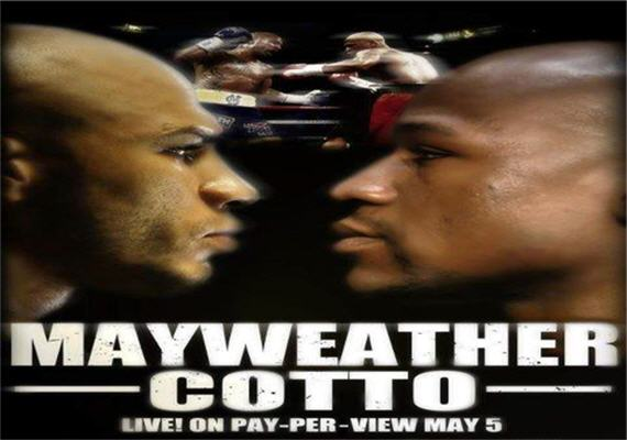Mayweather vs Cotto Fight Viewing Parties May 5th