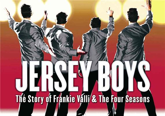 Jersey Boys May 22nd – June 10th