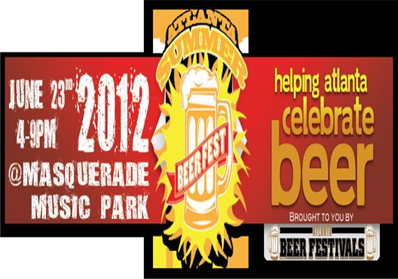 2012 Atlanta Summer Beer Fest June 23rd