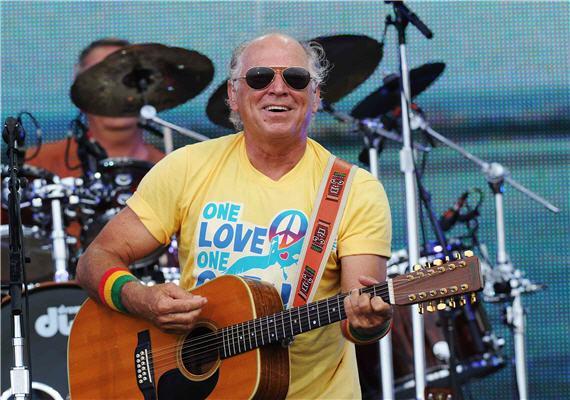 Jimmy Buffett Live June 9th