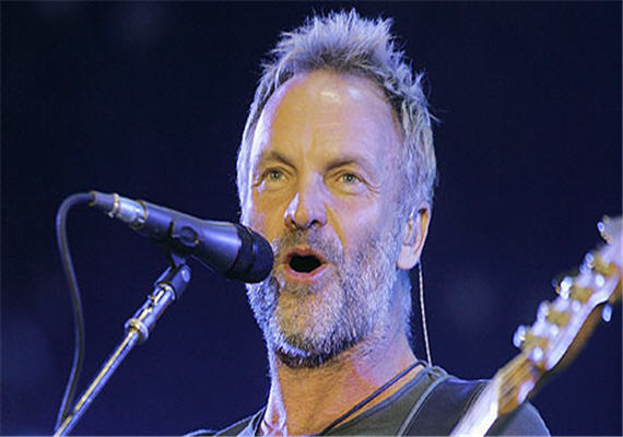 Sting Live In Concert June 7th