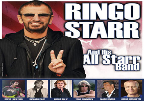 Ringo Starr and His All Starr Band July 6th