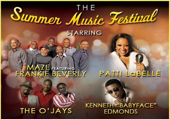 The Summer Music Festival July 19th