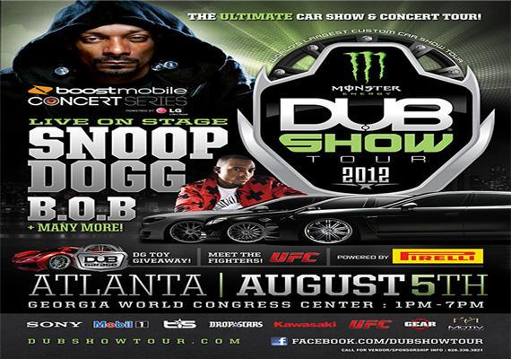 2012 Dub Show August 5th
