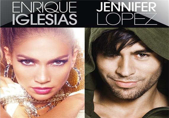 Enrique Iglesias & Jennifer Lopez August 29th