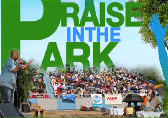 Praise In The Park 2012