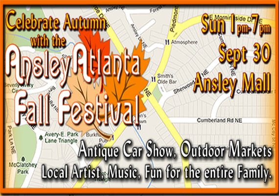 2012 Ansley Atlanta Fall Festival
