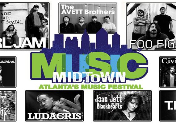 Music Midtown 2012 – Sept 21st & 22nd