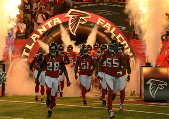 Atlanta Falcons Still Undefeated At 6-0 During Bye Week