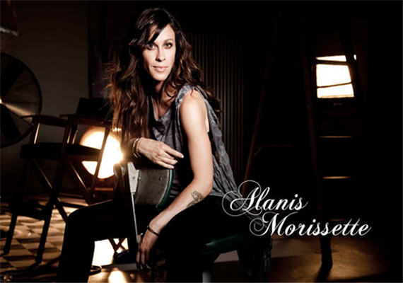 Alanis Morissette w/ Souleye Oct 25th