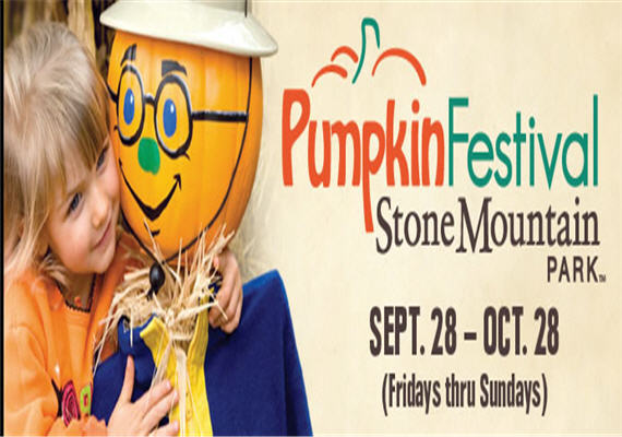Stone Mountain Park's Tenth Annual Pumpkin Festival