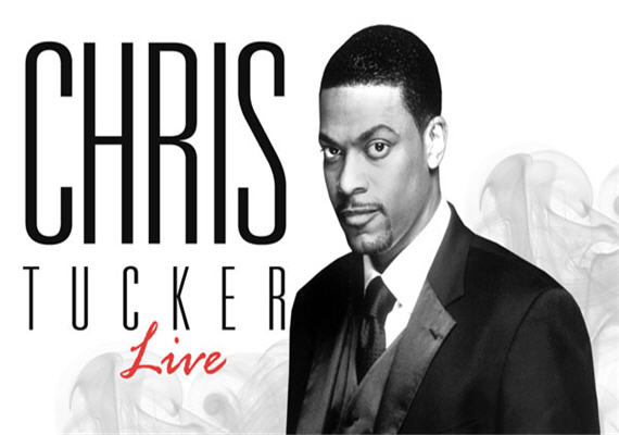 Chris Tucker LIVE @ Fox Theatre Nov 9th & 10th
