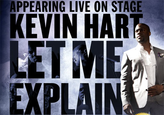 Kevin Hart Let Me Explain Tour Dec 1st In Atlanta