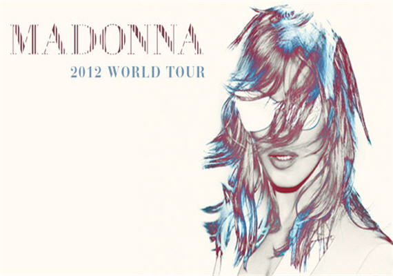 Madonna 2012 MDNA World Tour Nov 17th In Atlanta