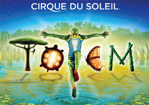 Cirque du Soleil Totem – Atlanta – Oct 26th Thru Dec 30th