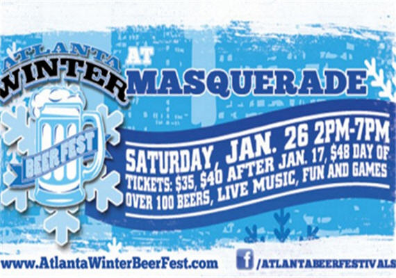 2013 Atlanta Winter Beer Fest Jan 26th