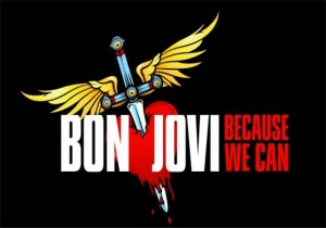BON JOVI Because We Can - The Tour - Atlanta