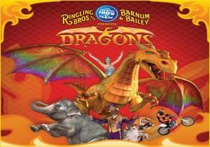 Ringling Bros And Barnum Bailey Circus Dragons Atlanta