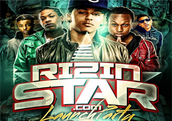 Rizinstar Tour Feat. Travis Porter, Ca$h Out, Kirko Bangz, & Jasmine V – Feb 22nd @ The Tabernacle