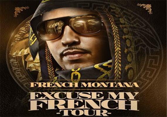 French Montana Excuse My French Tour Atlanta
