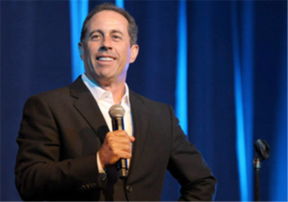 Jerry Seinfeld LIVE @ Fox Theatre March 8th