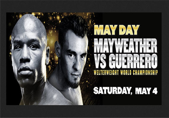 Mayweather vs. Guerrero Fight Viewing Parties In Atlanta May 4th