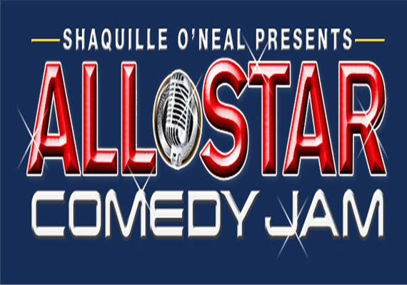 Shaq's All Star Comedy Jam April 6th