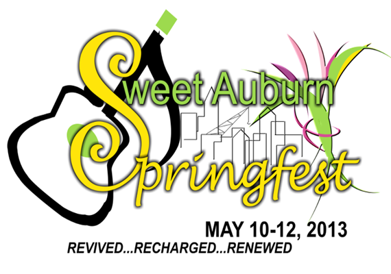 2013 Sweet Auburn Springfest May 10th – 12th