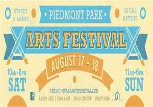 2013 Piedmont Park Summer Art And Crafts Festival