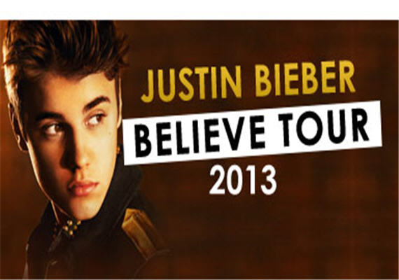 Justin Bieber LIVE In Atlanta Aug 10th