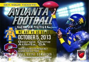 2013 Atlanta Football Classic