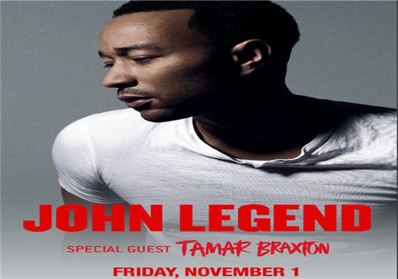 John Legend LIVE @ Fox Theatre Nov 1st
