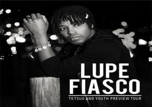 Lupe Fiasco 2013 Tour Atlanta