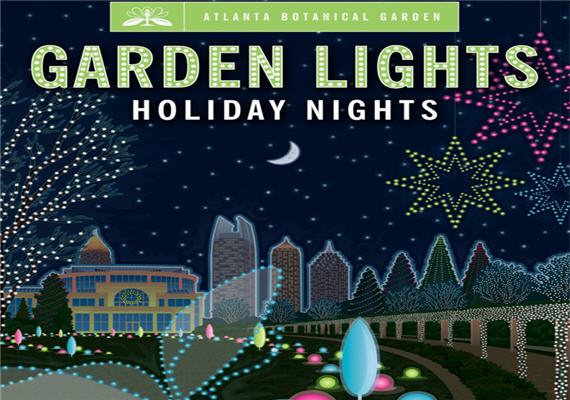 2013 Garden Lights: Holiday Nights