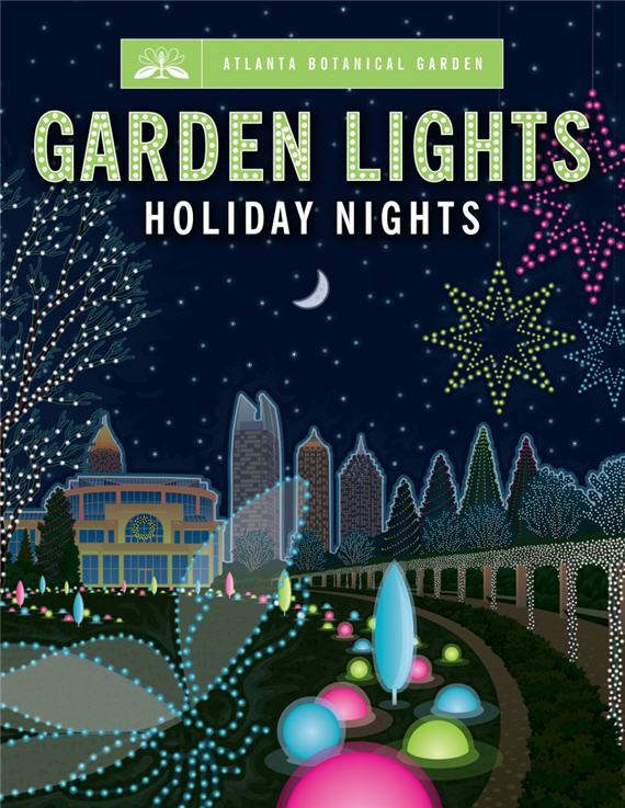 2013 Garden Lights Holiday Nights