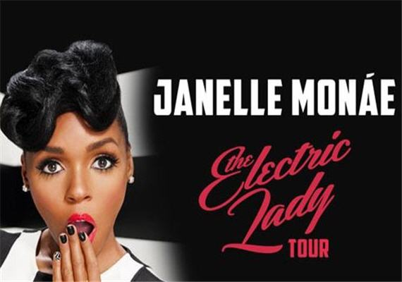 Janelle Monae Electric Lady Tour Nov 26th In Atlanta