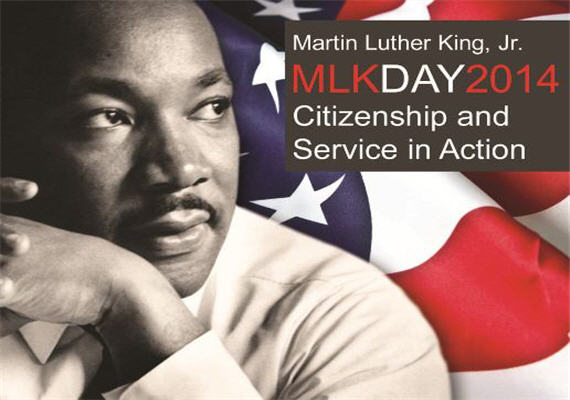 2014 Martin Luther King Jr Day Events – Atlanta