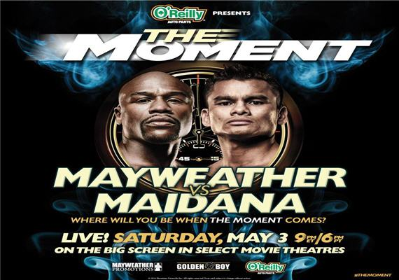 Mayweather vs. Maidana Fight Viewing Parties – Atlanta – May 3rd