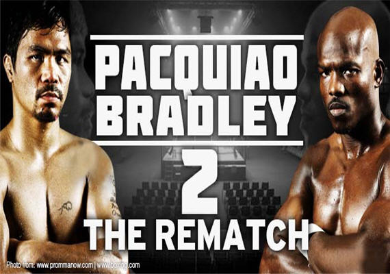 Pacquiao Vs Bradley II Fight Viewing Parties In Atlanta – April 12th