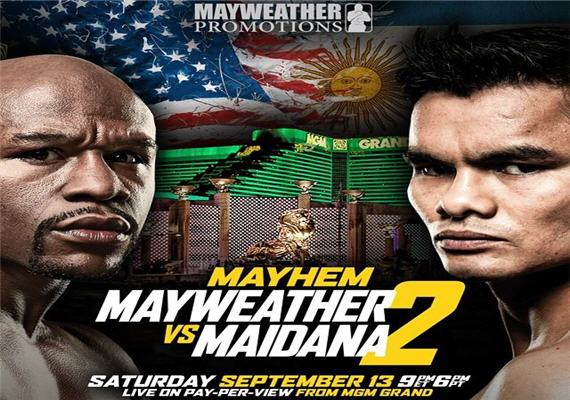 Mayweather vs. Maidana II Fight Viewing Parties – Atlanta – Sept 13th